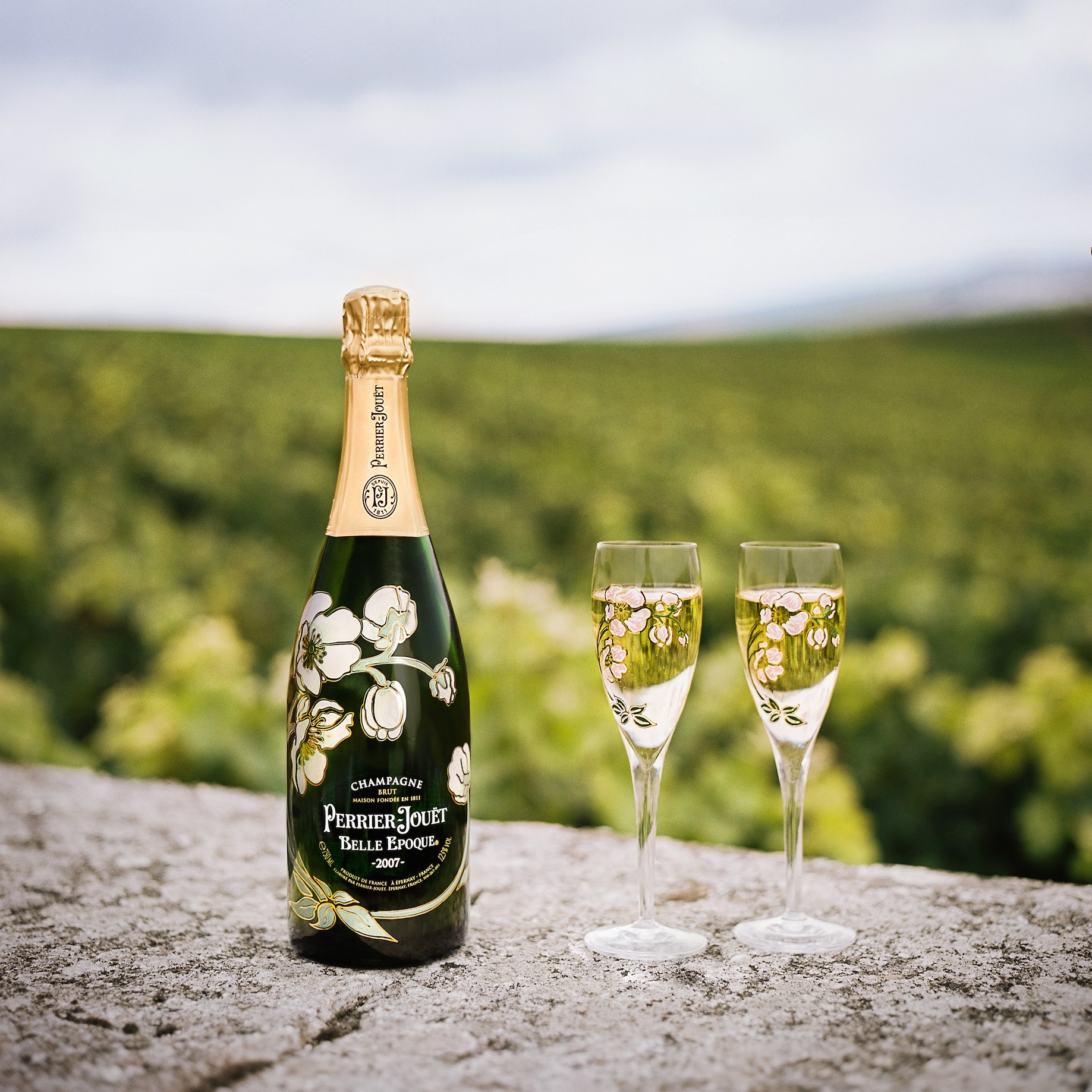 Perrier Jouet This Magnificent Life