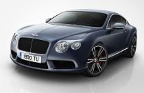 The Bentley Continental GT V8 – a step towards green.