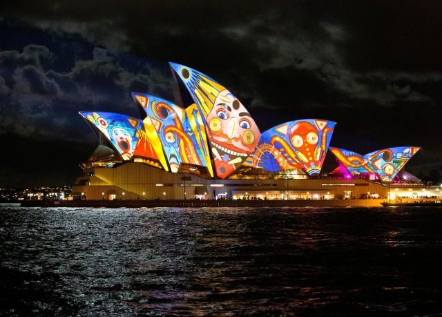 Could Sydney Be Anymore Vivid?