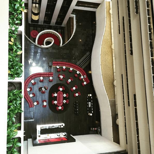 Hilton Brisbane Atrium ThisMagnificentLife