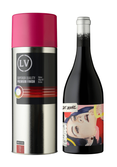 Longview The Piece 2015 Shiraz This Magnificent Life