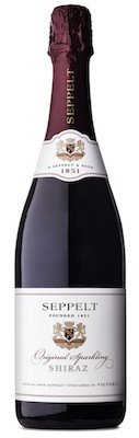 This Magnificent Life Seppelts Sparkling Shiraz