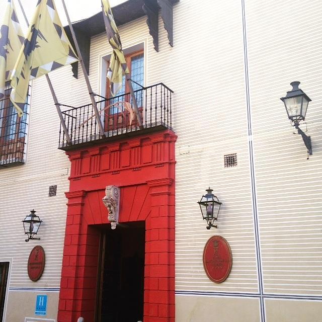 Seville la casas de la juderia
