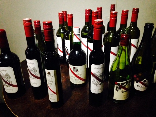 d'Arenberg Wines This Magnificent Life
