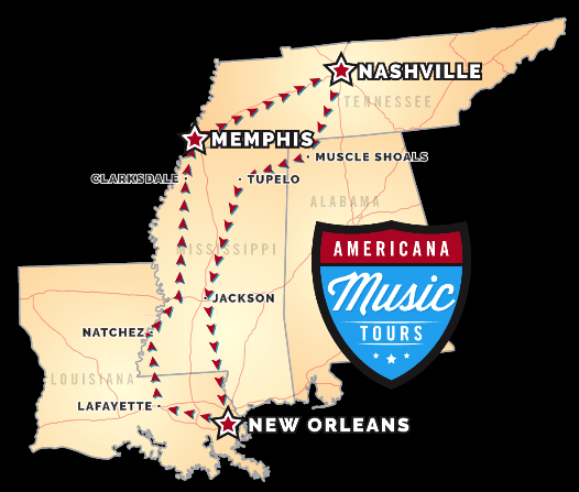 Americana Music Tours - This Magnificent Life