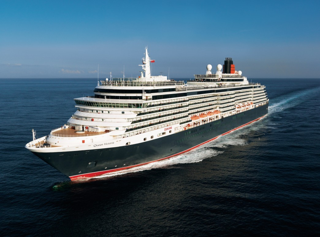Cunard Queen Victoria This Magnificent Life