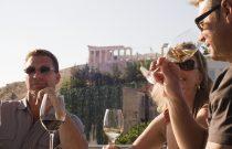 Greeks bearing vines