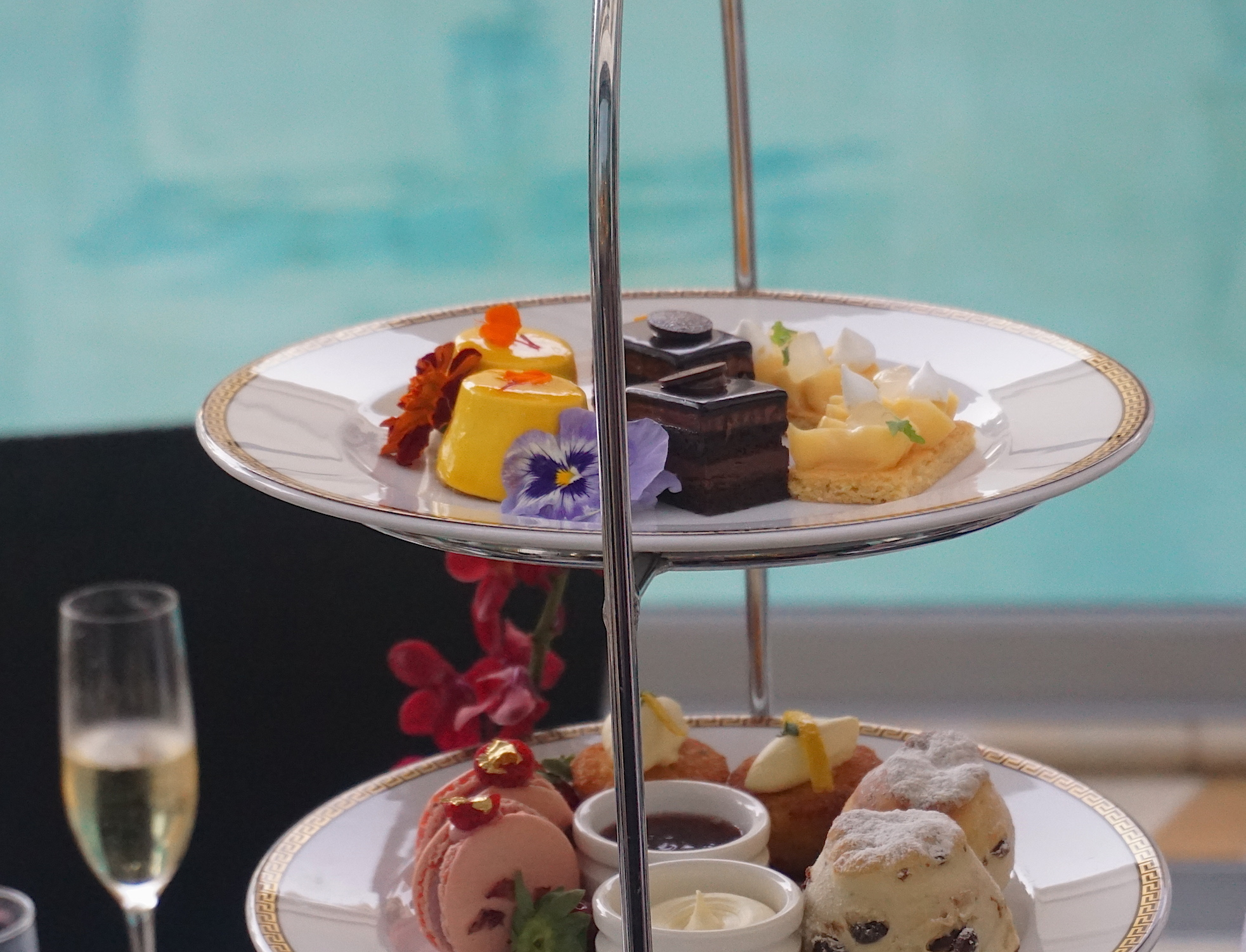 Palazzo Versace Couture High Tea This Magnificent Life