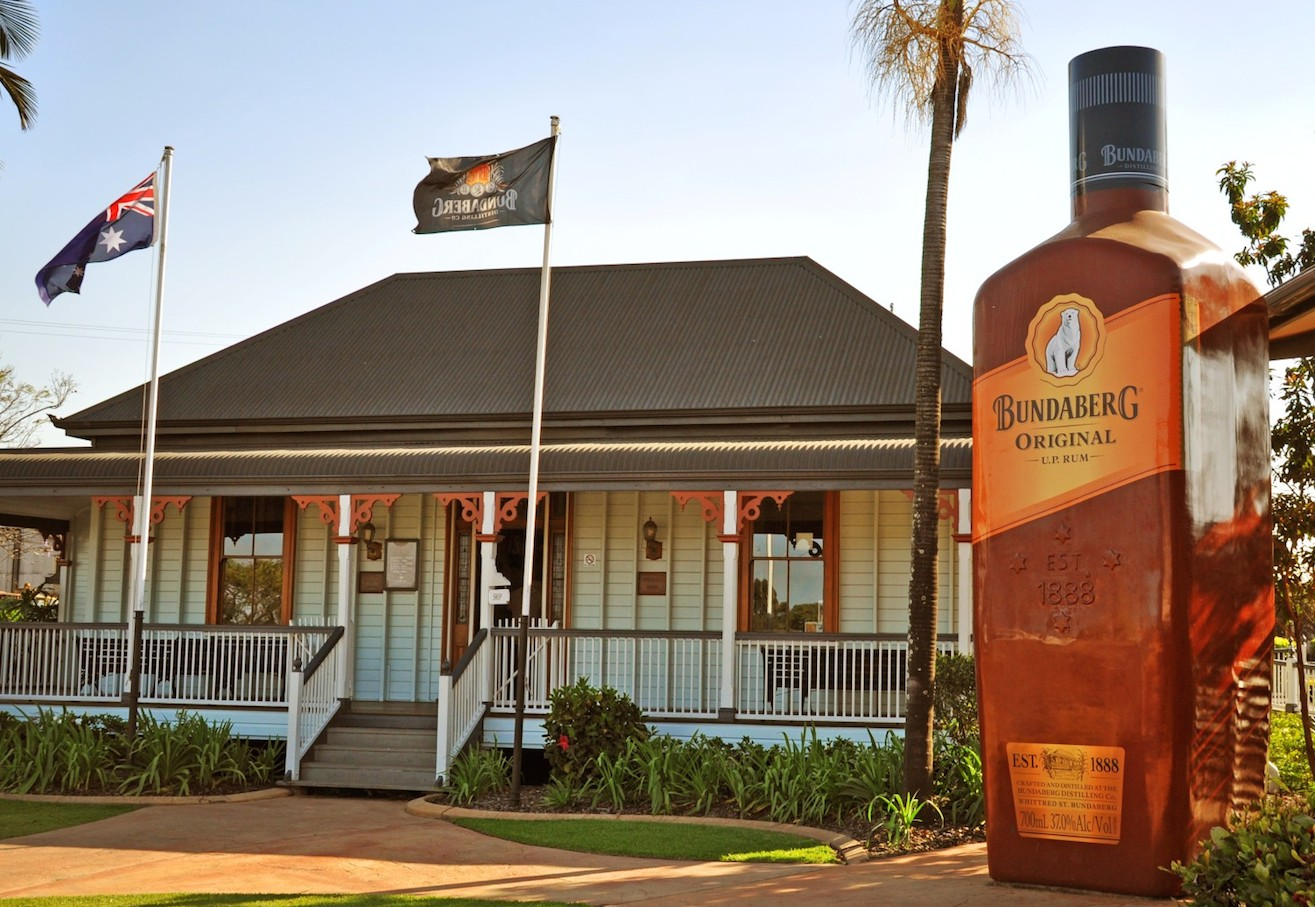 Bundaberg Rum Blend Your Own Rum This Magnificent Life