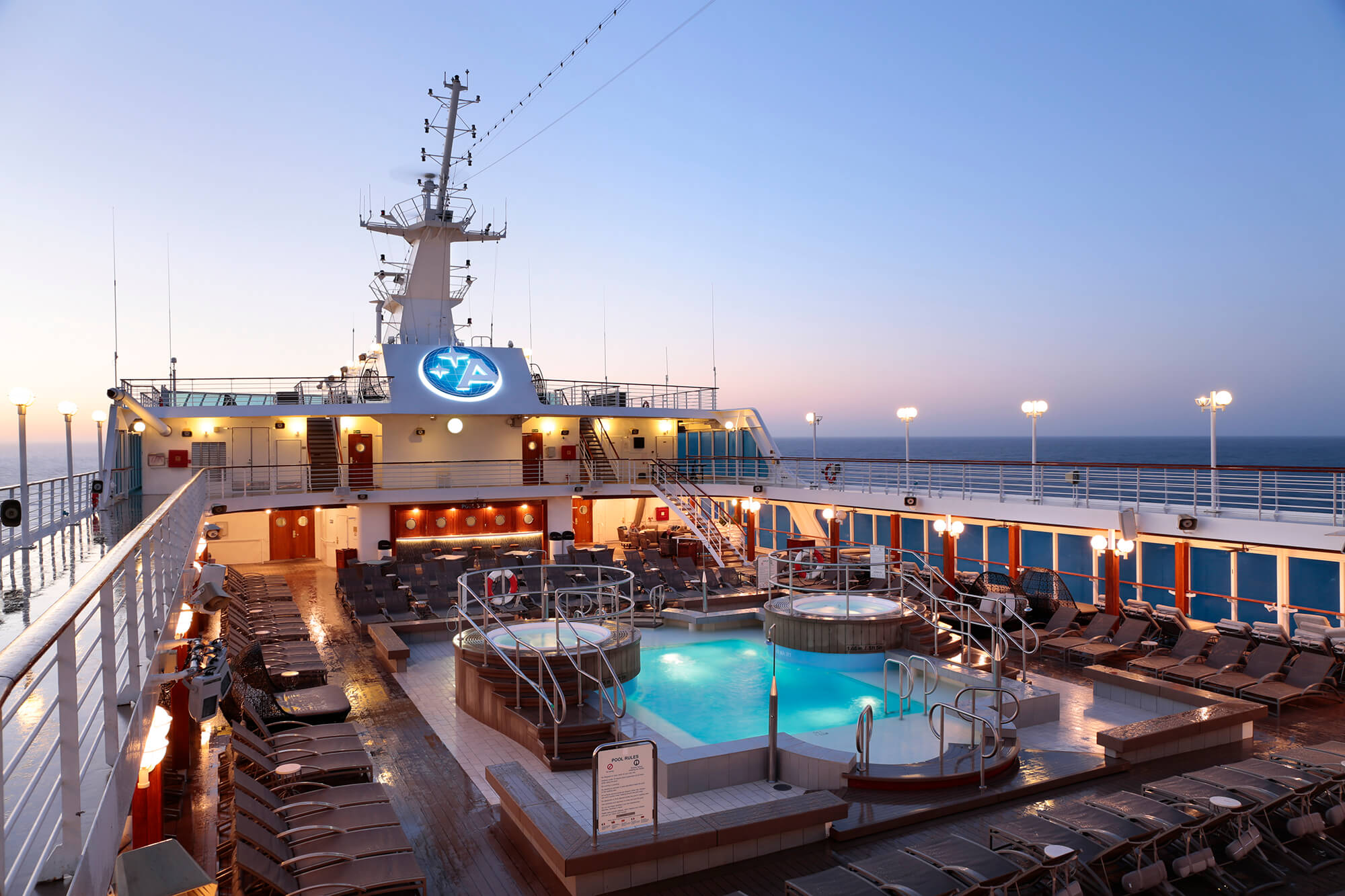 as the local season is only weeks away, we take a look at one of the newcomers to Aussie waters: Azamara Club Cruises