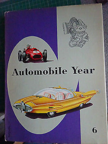 Automobile Year This Magnificent Life