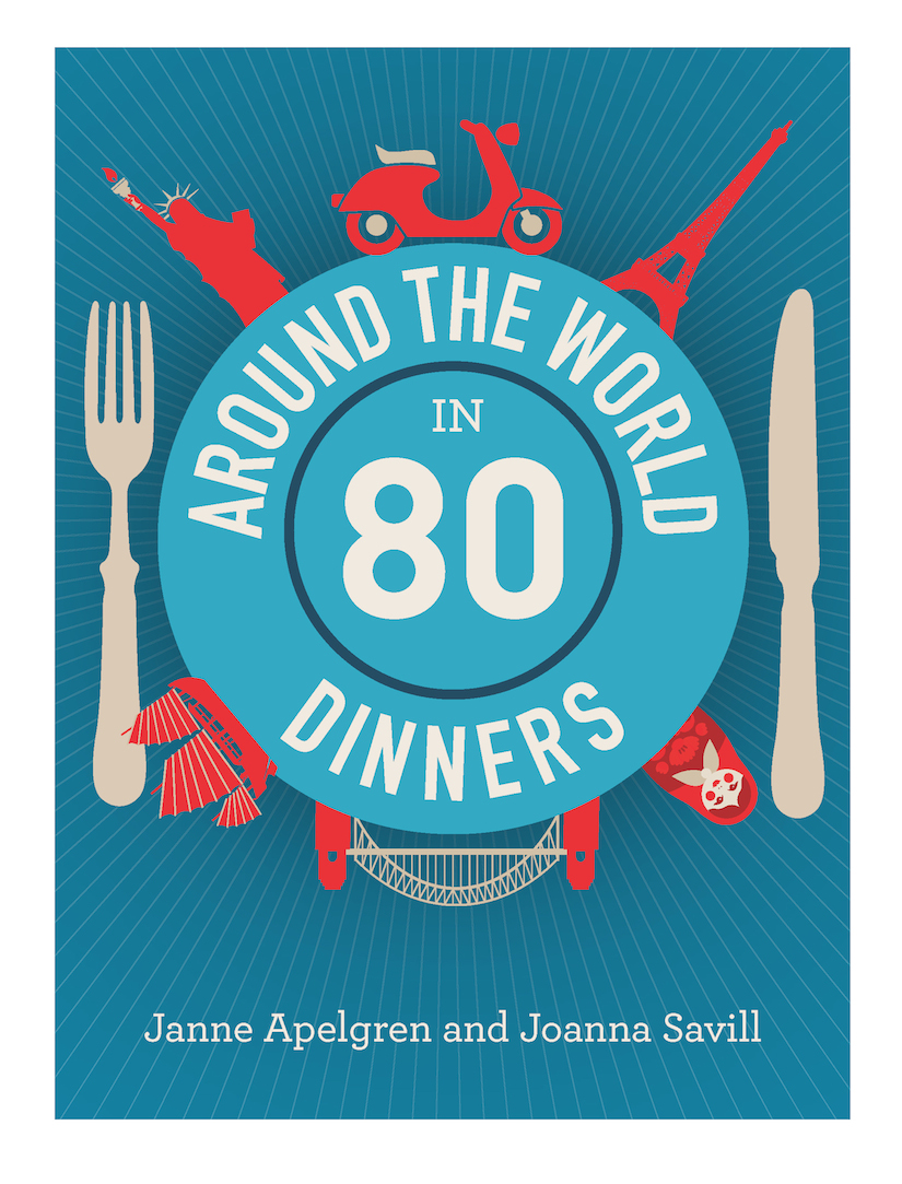 Around the World in 80 Dinners This Magnificent Life