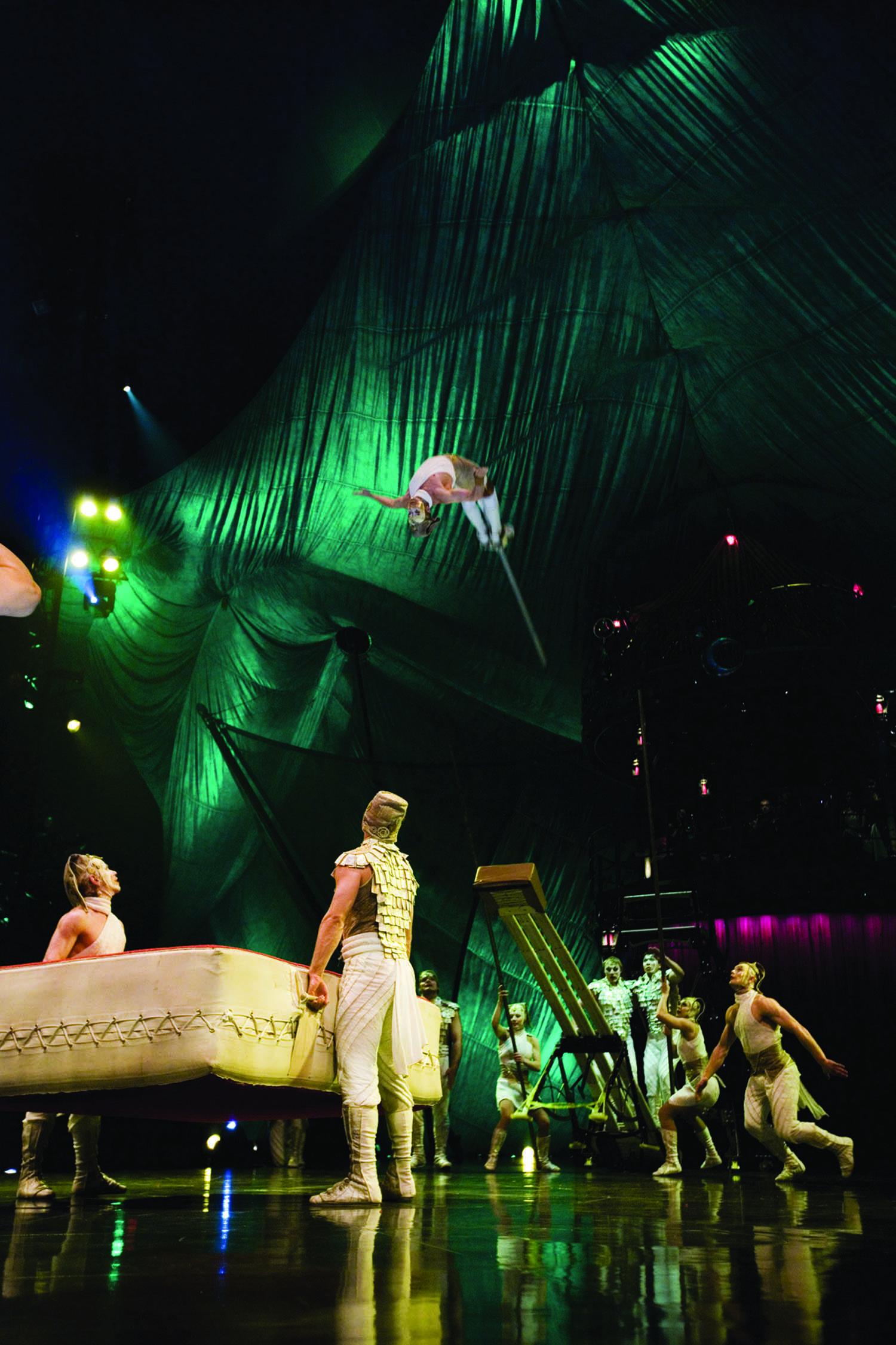Kooza Cirque du Soleil This Magnificent Life