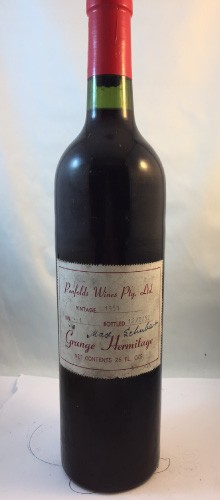 This Magnificent Life Penfolds Grange 1951