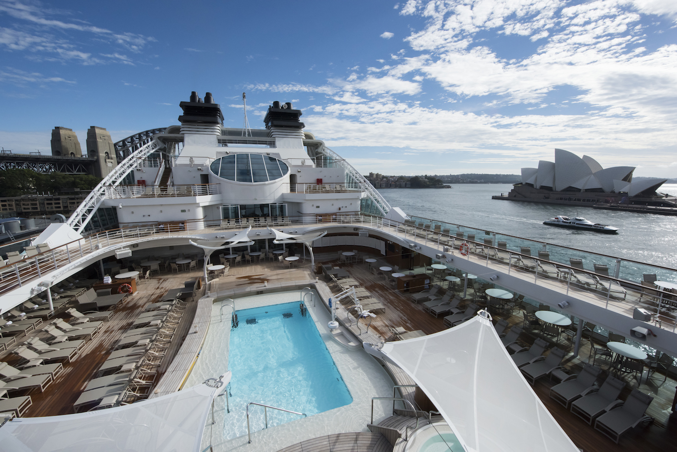 Seabourn Ths Magnificent LIfe
