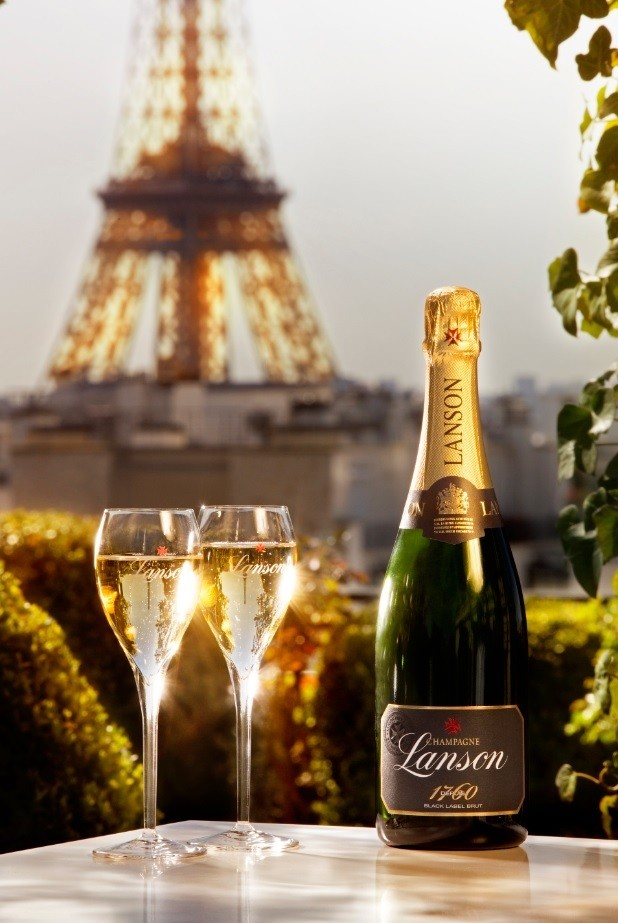Champagne Lanson This Magnificent Life