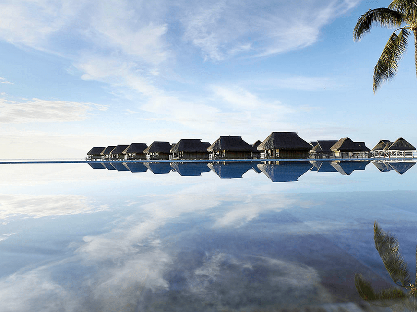 Tahiti Over Water Bungalows This Magnificent Life