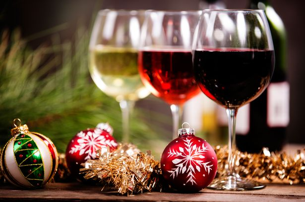 Christmas Wine This Magnificent Life