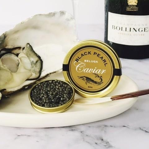 Caviar This Magnificent LIfe