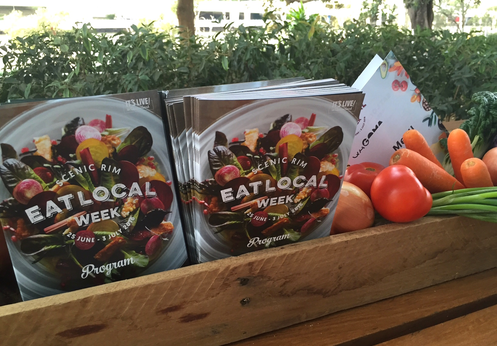 Eat Local Week This Magnificent Life