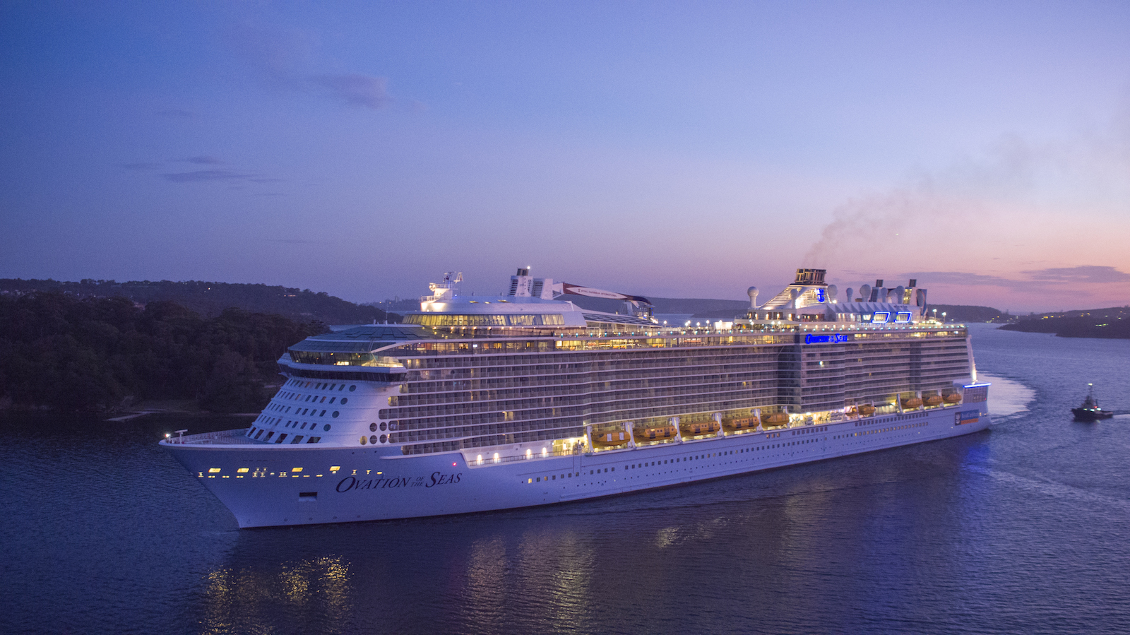 Ovation of the Seas This Magnificent Life
