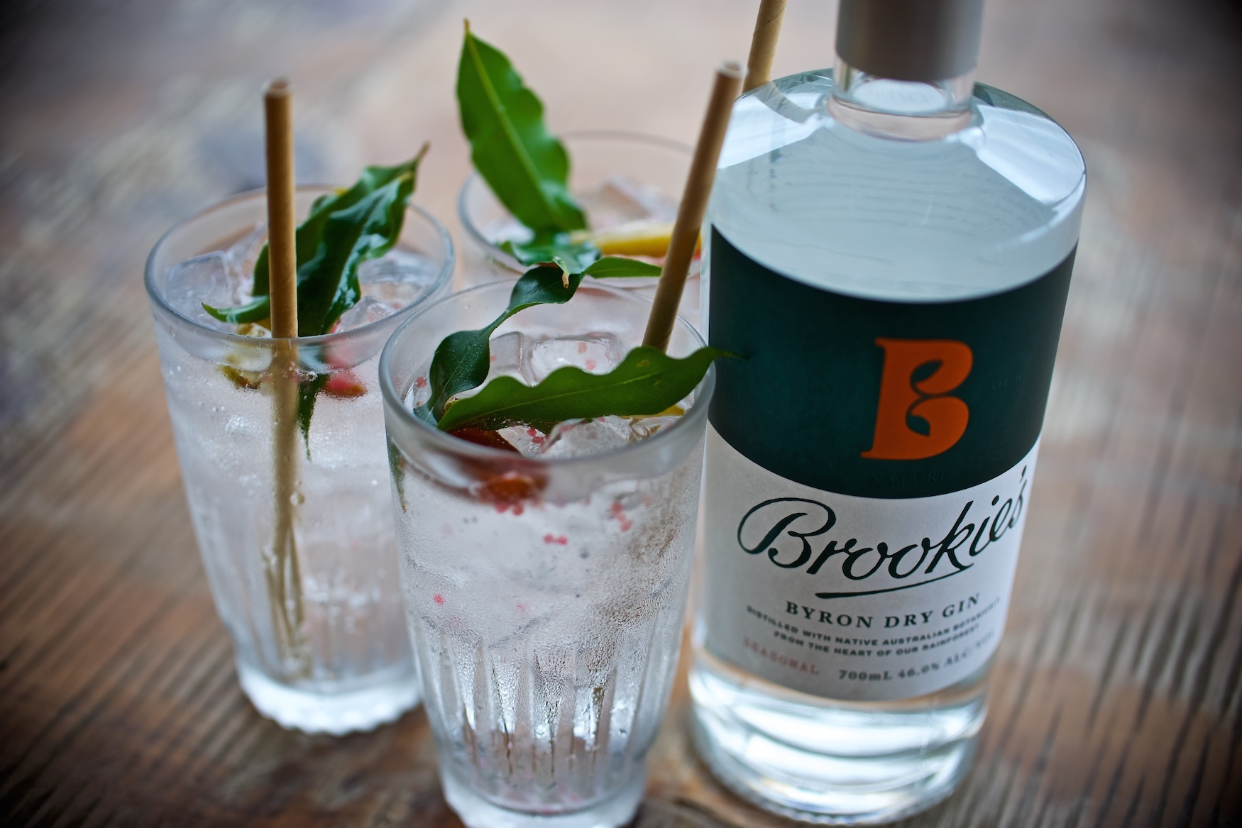 Brookie's Gin This Magnificent Life