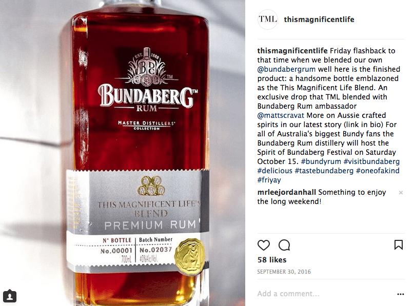 Bundaberg Winterfeast This Magnificent Life