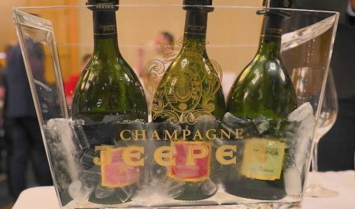 Champagne Jeeper This Magnificent Life