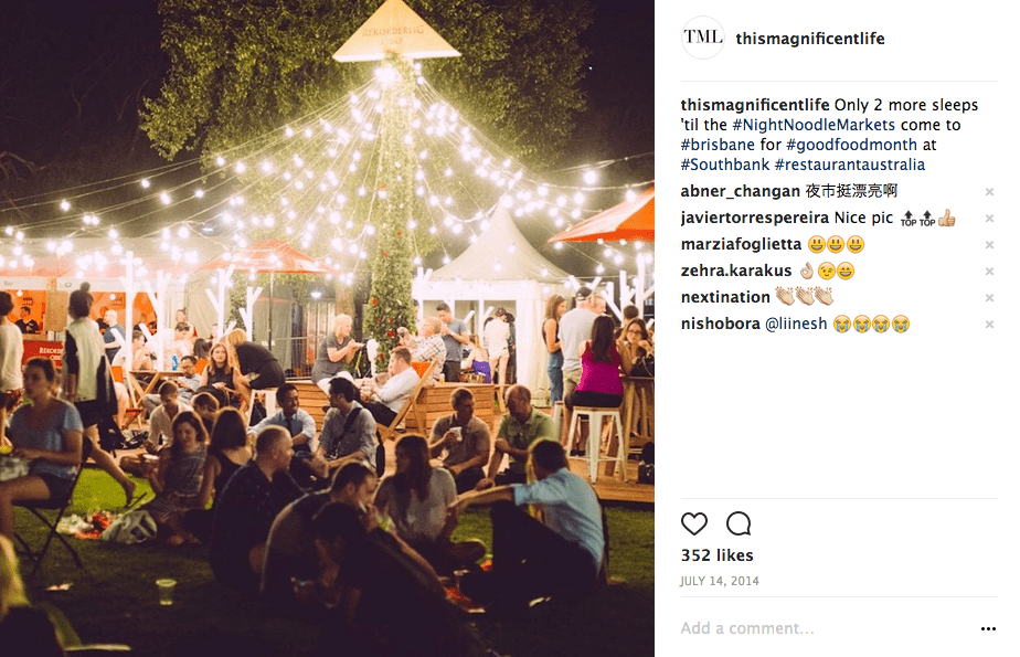 Night Noodle Markets This Magnificent Life