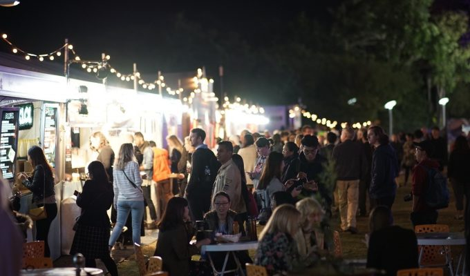 Brisbane Night Noodle Markets This Magnificent Life
