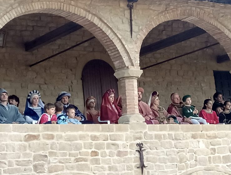 San Ginesio The Palio This Magnificent Life