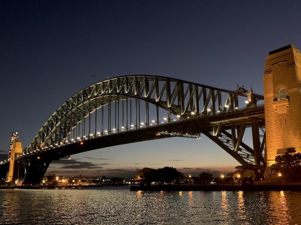 Sydney Harbour Bridge This Magnificent Life